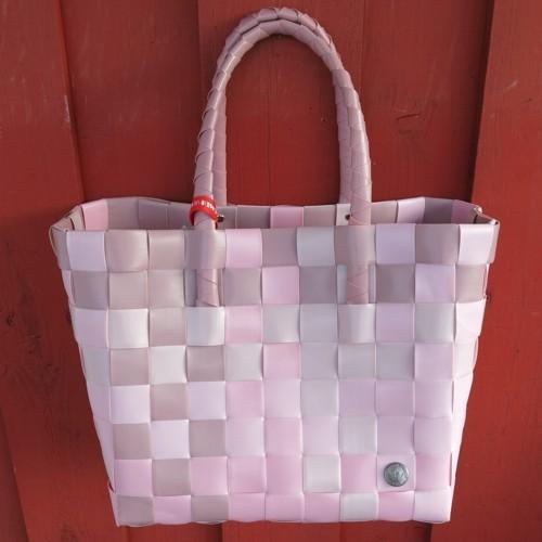 Einkaufskorb ICE bag Einkaufstasche Witzgall Tasche 5010 36 rosa