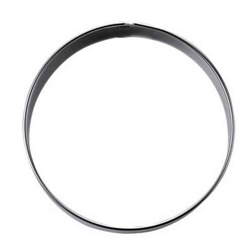 Ausstechform Kreis 8 cm Ausstecher Ring rund 2,5 cm hoch Städter