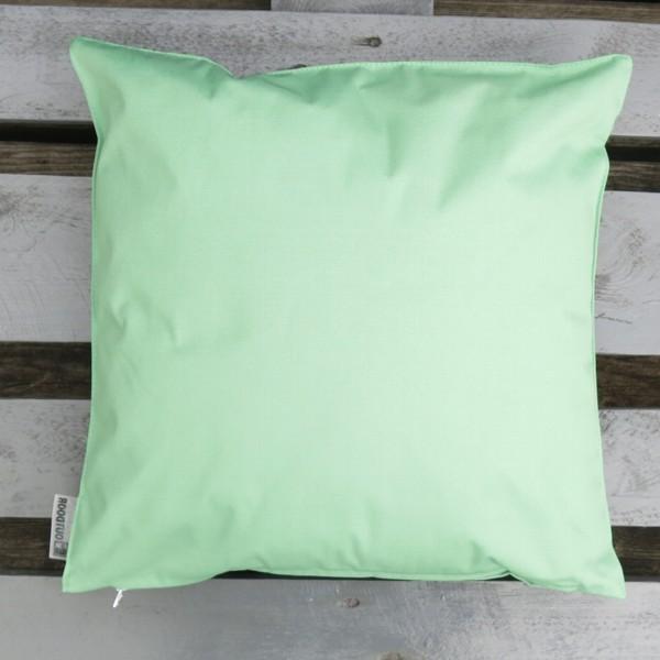 Outdoor Kissen grün farn 47 cm St. Tropez Garten für draußen