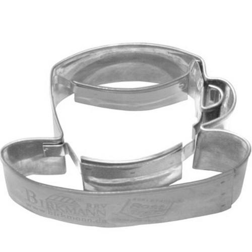 Ausstechform Tasse 7 cm Ausstecher Kaffeetasse Birkmann