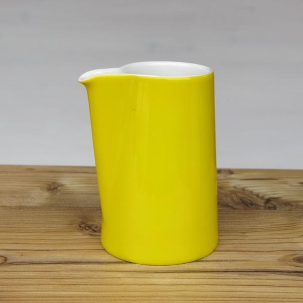 Arzberg Tric Milchkännchen sun gelb Porzellan