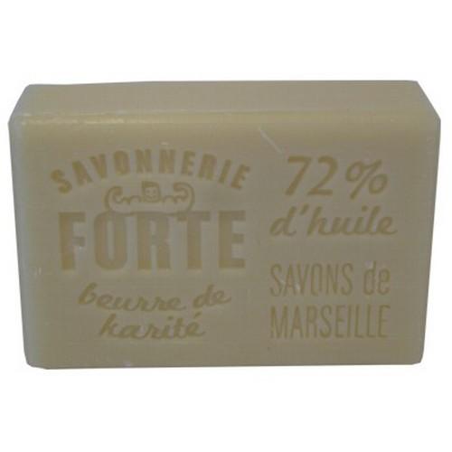 Seife Savon de Marseille Beurre de Karite Sheabutter Provence Savonnerie Forte