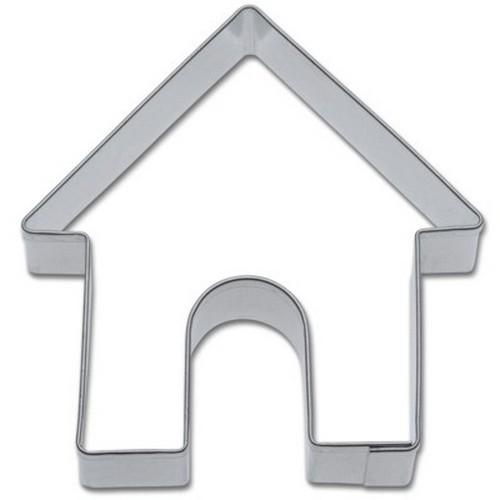 Ausstechform Hundehütte 6 cm Ausstecher Hund Haus Städter