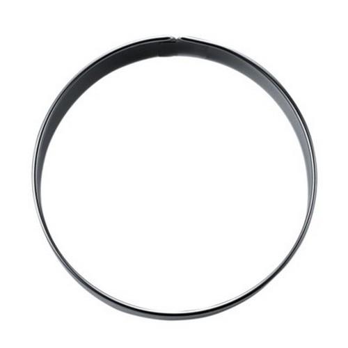 Ausstechform Kreis 2 cm Ausstecher rund Ring 2,5 cm hoch Städter