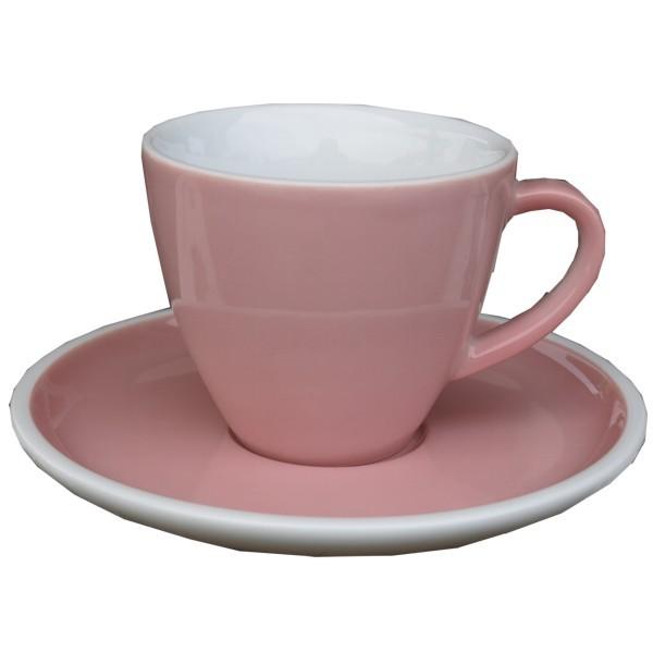 Arzberg Profi Kaffeetasse powder 2 tlg obere + untere Porzellan