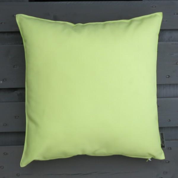 Outdoor Kissen grün hellgrün 47 cm St. Tropez Garten für draußen