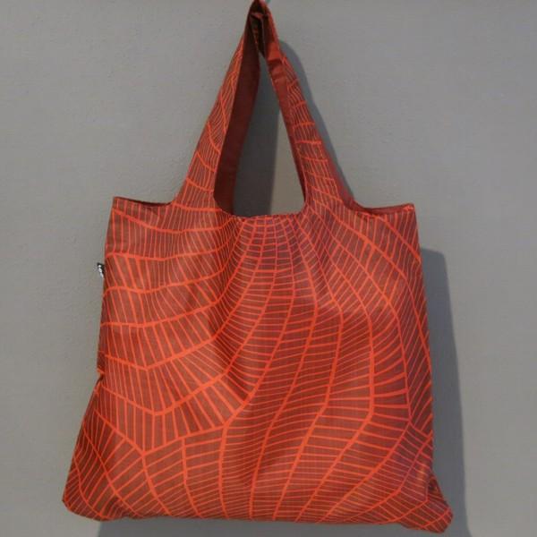 LOQI Tasche ELEMENTS Fire Feuer Einkaufstasche Bag Falt-Shopper