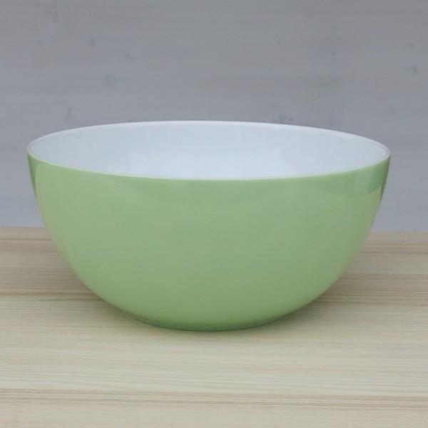 Arzberg Tric Schüssel 21 cm spring grün rund Porzellan