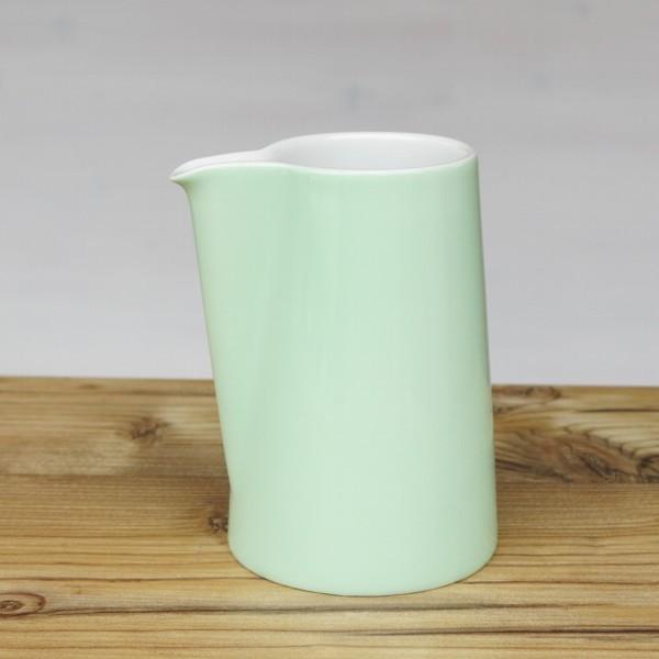Arzberg Tric Milchkännchen hellgrün Porzellan grün