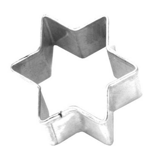 Ausstechform Stern 2,5 cm Ausstecher Birkmann