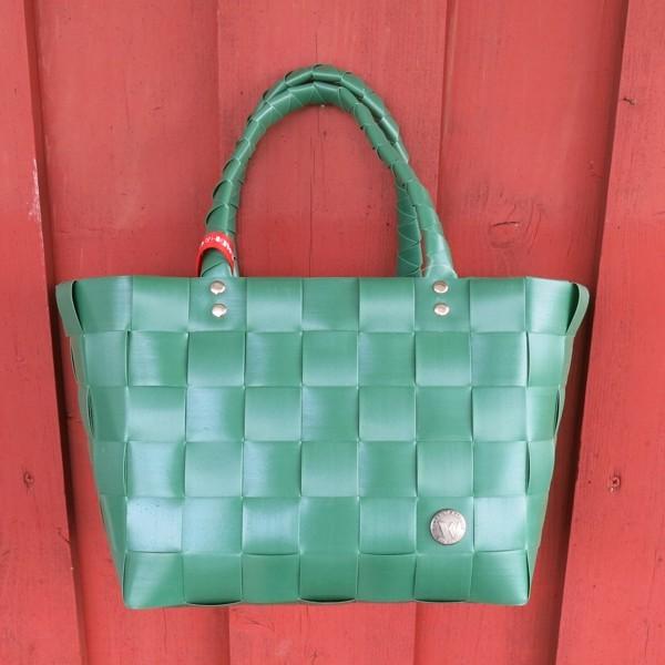 ICE BAG 5008 46OU Witzgall Mini Shopper Einkaufskorb klein grün
