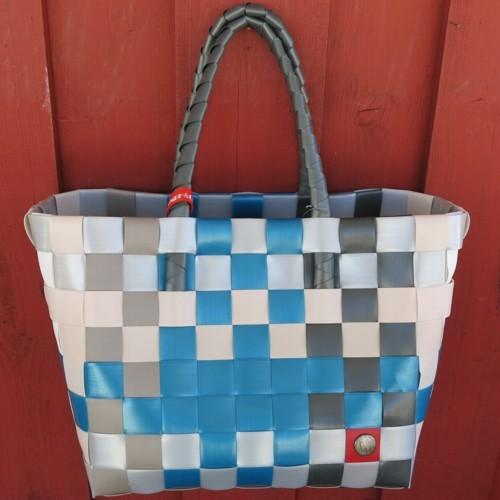 ICE BAG 5010 89 Tasche blau silber anthrazit taupe rose Einkaufskorb Witzgall