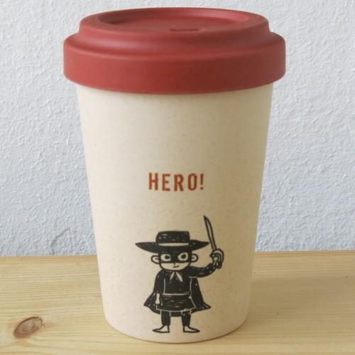 bamboo cup coffee to go becher bambus hero held kaffeebecher ebay. Black Bedroom Furniture Sets. Home Design Ideas