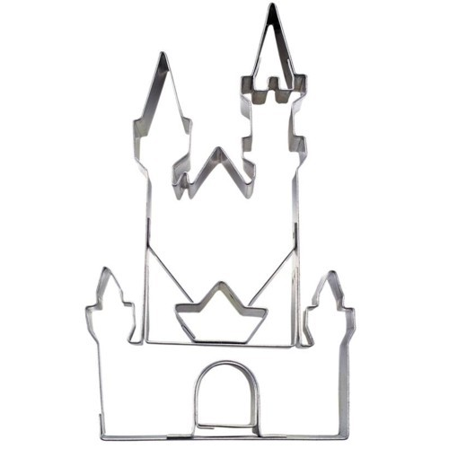 Ausstechform Schloß Neuschwanstein 9 cm Ausstecher Städter