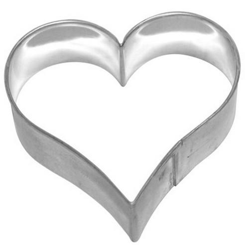 Ausstechform Herz 9 cm Ausstecher Lebkuchen Birkmann