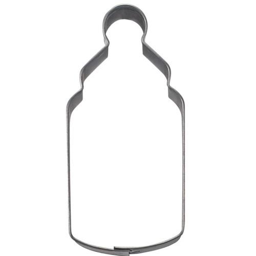 Ausstechform Babyflasche 6,5 cm Ausstecher Baby Flasche Städter