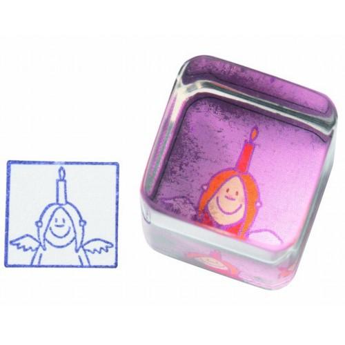 Himmlische Schwestern Rosine Stempel Engel Weihnacht Angel Stamp