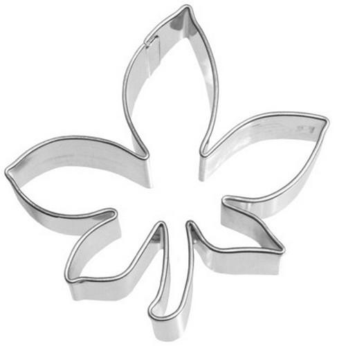 Ausstechform Kastanienblatt 6 cm Ausstecher Blatt Birkmann