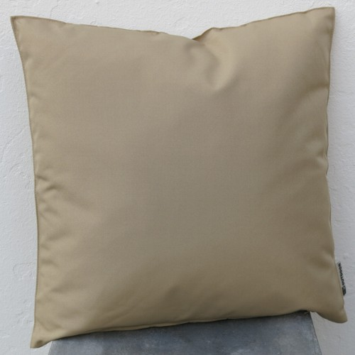 outdoor kissen camel braun 47 cm st tropez garten f r. Black Bedroom Furniture Sets. Home Design Ideas