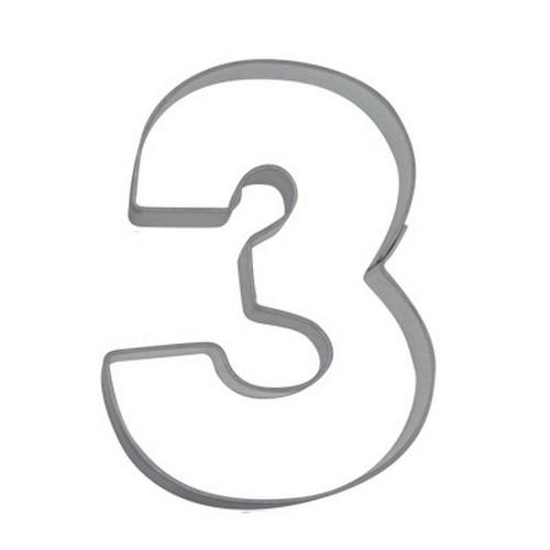 Drei Zahl