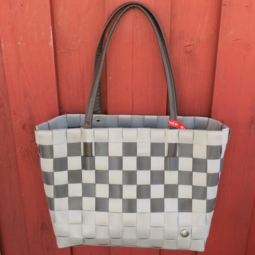ICE BAG 5030 58 Tasche Witzgall Chic Shopper taupe braun Einkaufstasche