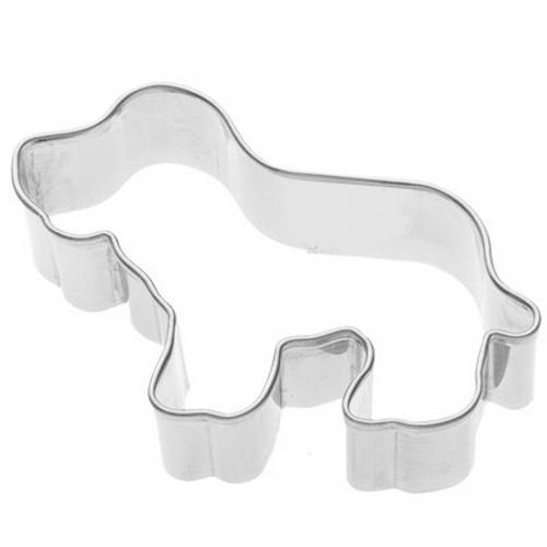 Ausstechform Hund 7 cm Ausstecher Birkmann