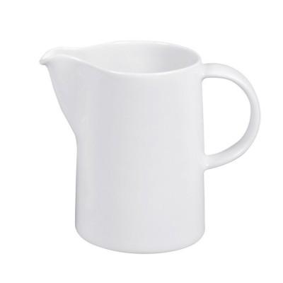 Arzberg Cucina Krug weiß 1 l Milchkrug Saftkrug Porzellan