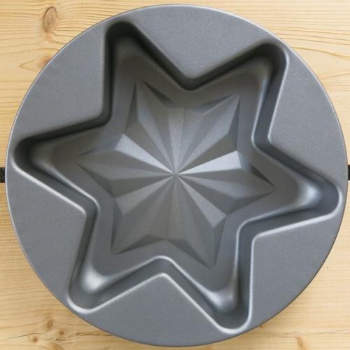 kaiser backform la forme stern weihnachtsstern sternform 28 cm ebay. Black Bedroom Furniture Sets. Home Design Ideas