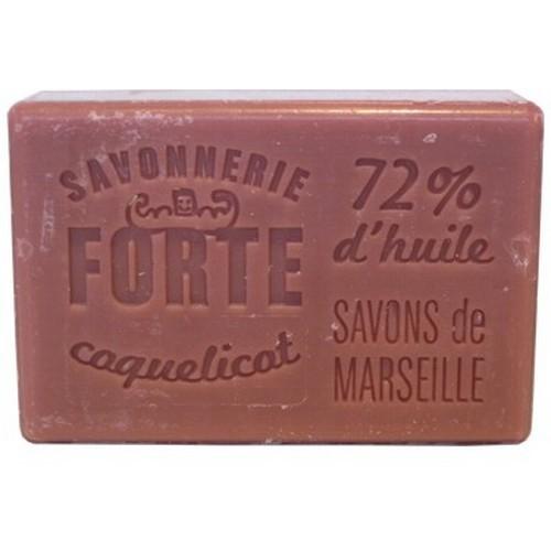 Seife Savon de Marseille Coquelicot Mohnblume Provence Savonnerie Forte