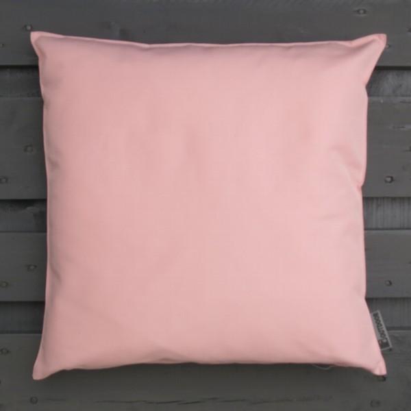 Outdoor Kissen rosa hell 47 cm St. Tropez Garten für draußen