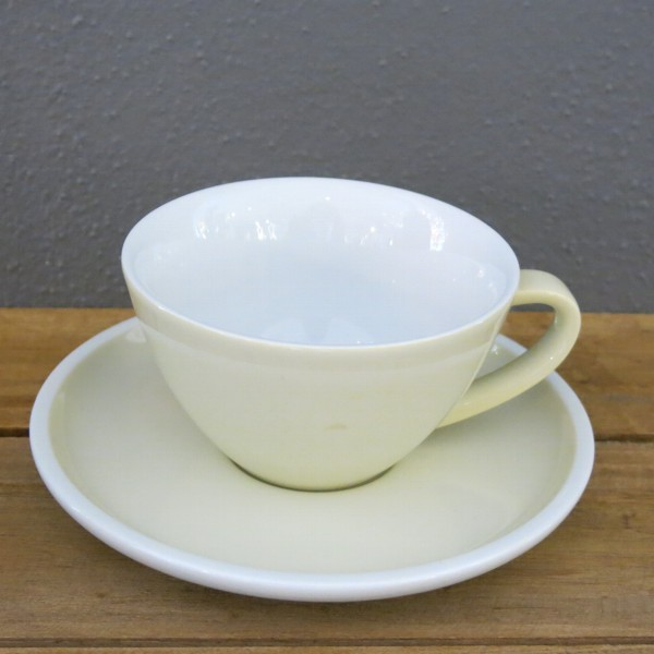 Arzberg Profi Cappuccinotasse silk 2 tlg Porzellan