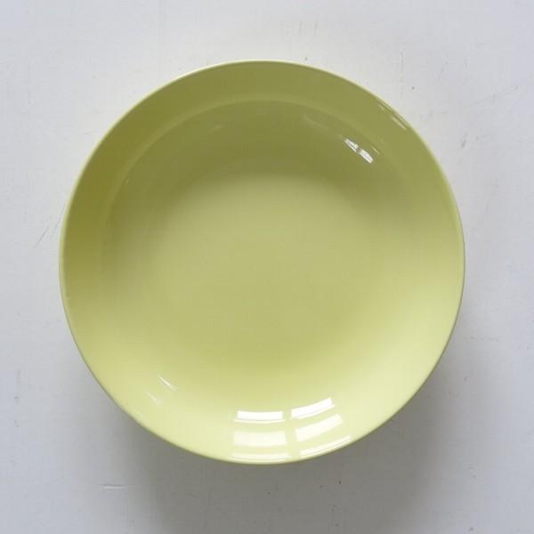 Friesland Trendmix gelb Suppenteller Pastell 50er Jahre