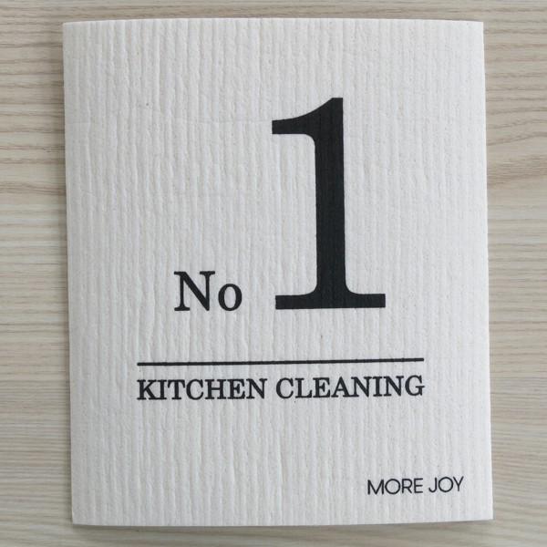 Spüllappen waschbar No 1 Küche More Joy Spültuch Schwammtuch Newstalgie