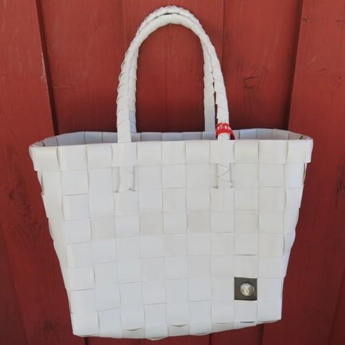 ICE BAG 5010 23 Witzgall Tasche creme weiß Shopper Einkaufskorb