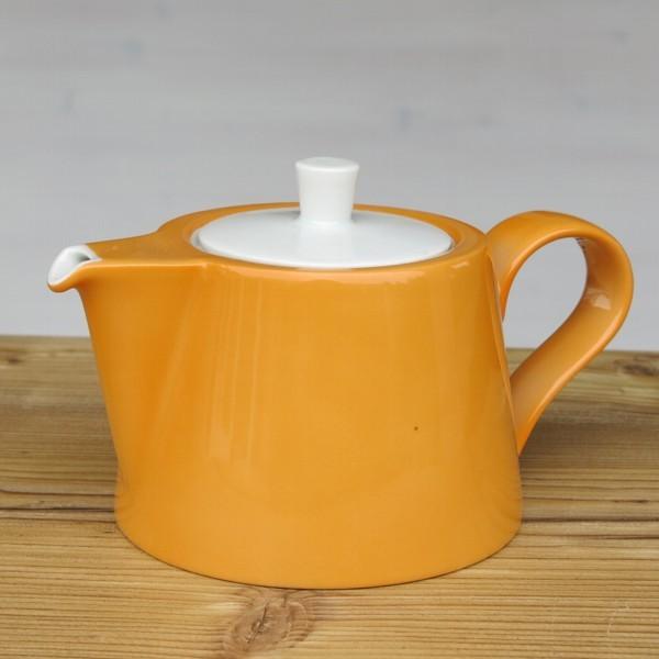Arzberg Tric Teekanne klein orange 0,4 l Porzellan