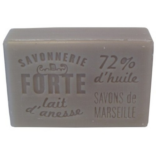 Seife Savon de Marseille Lait d`Anesse Eselsmilch Provence Savonnerie Forte
