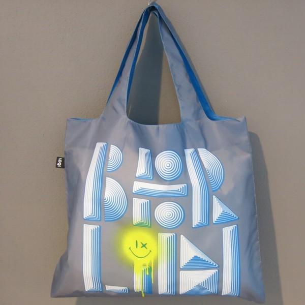 LOQI Tasche ALEX TROCHUT Berlin Einkaufstasche bag Falt-Shopper